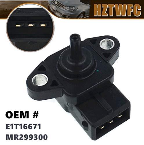 HZTWFC Air Intake Pressure Sensor MAP Sensor E1T16671 MR299300 Compatible for Mitsubishi Pajero Montero Sport L200
