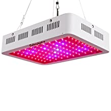 Roleadro LED Grow Plant Light 300w Greenhouse Indoor Hydroponic Grow Lighting 9 Band