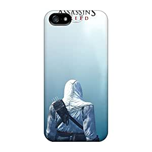 SherriFakhry Iphone 5/5s Protective Cell-phone Hard Cover Provide Private Custom Stylish Assassins Creed Image [yrb5219yZNY]