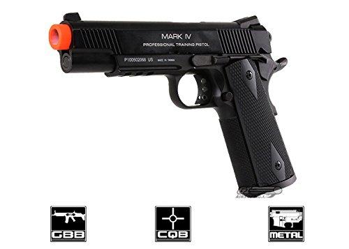 kwa m1911 mkiv ptp blowback airsoft pistol airsoft gun(Airsoft Gun) by KWA