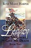 Legacy - the Promised Land - Book 2, , 1595812121