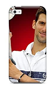 New Arrival Case Specially Design For Iphone 5c (novak Djokovic Pictures ) by lolosakes