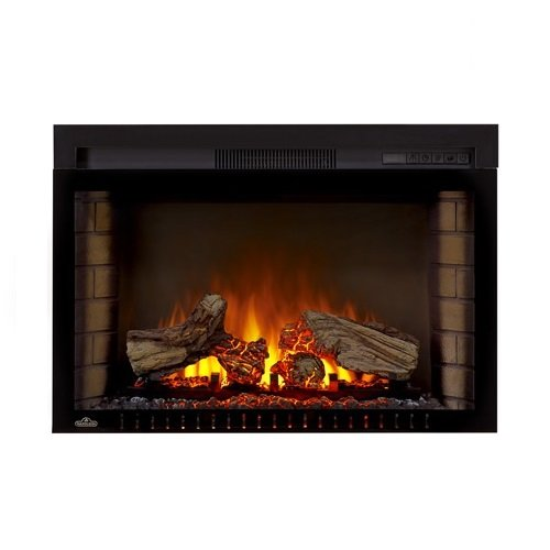 Cheap Napoleon Cinema NEFB29H-3A Built-in Electric Fireplace with logs (29H) Black Friday & Cyber Monday 2019