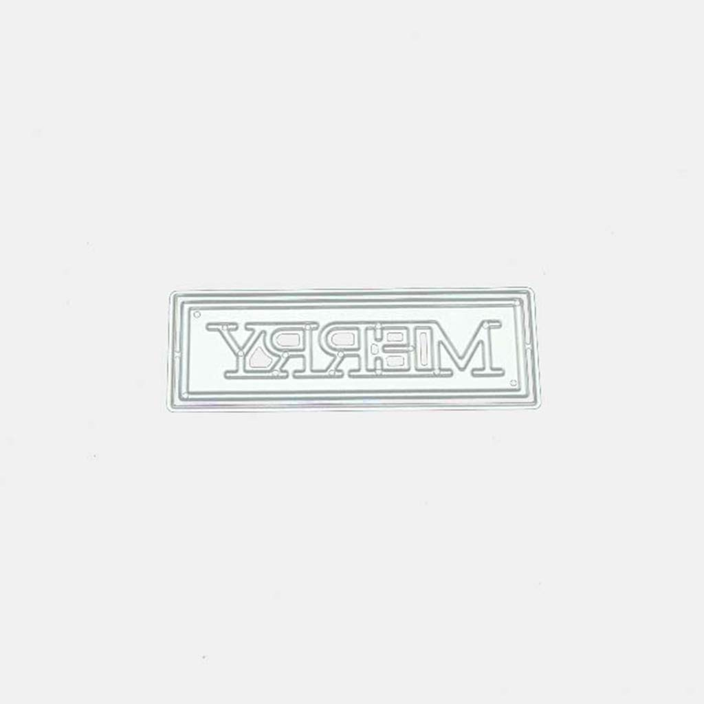 KANXINER Die Cuts Scrapbooking Supplies Kit 4.21inx1.97in Scrapbooking Embossing Die Cutting Machine- / Swedish Gnome Metal Dies for Paper Crafting /& Card Making DIY
