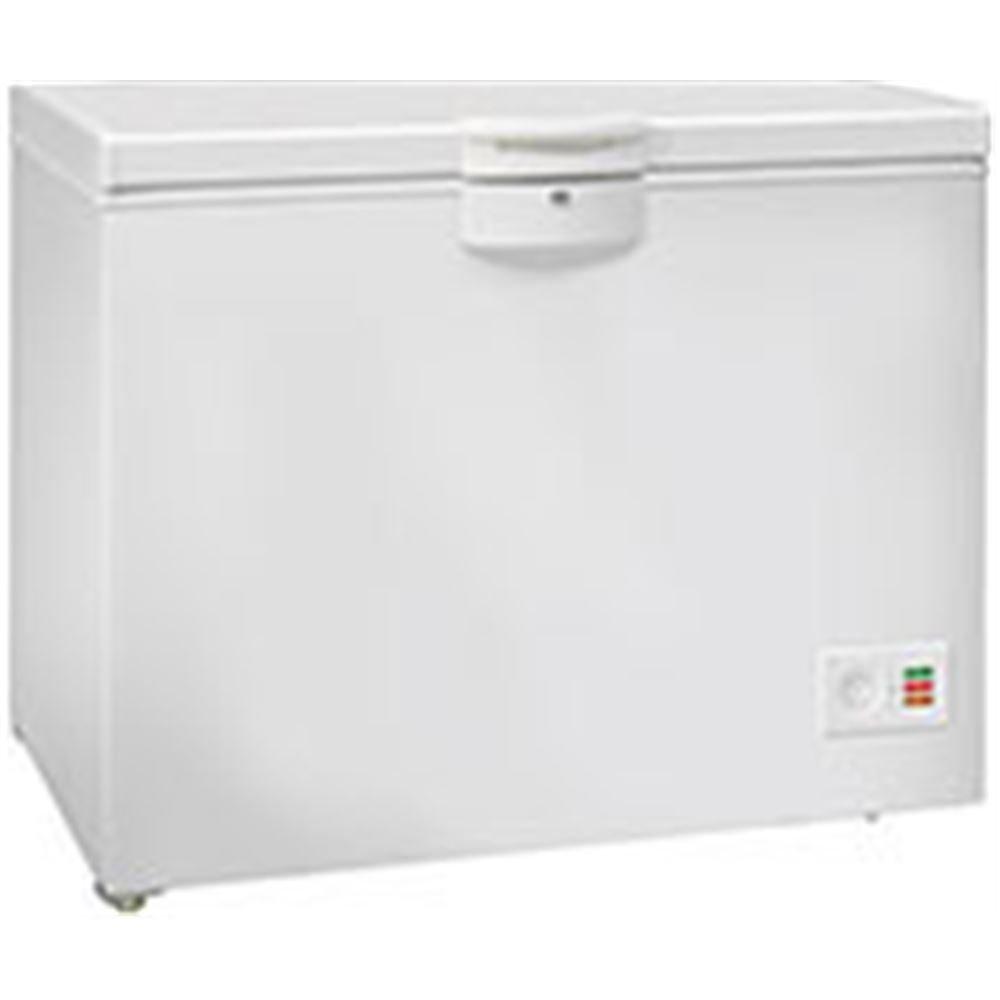 Ba/úl, 230 L, 12 kg//24h, 4*, A++, Blanco Blanco Smeg CO232 Independiente Ba/úl 230L A+ Congelador