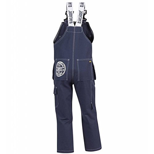 261413708800C128 Children Overall Size 8T IN Navy Blue Metric Size C128