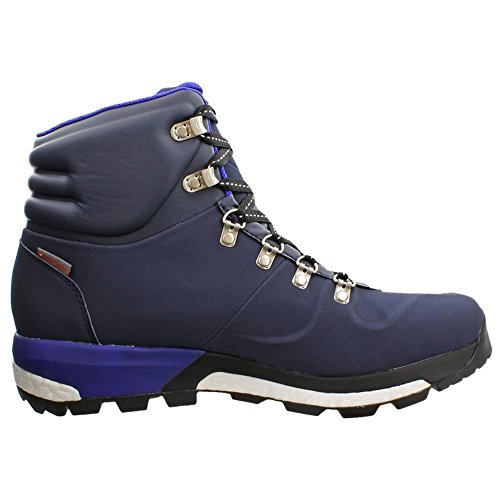 Adidas Outdoor Boost urbano Hiker Cw Boot - Col Navy / nero / notte Flash, 13,0