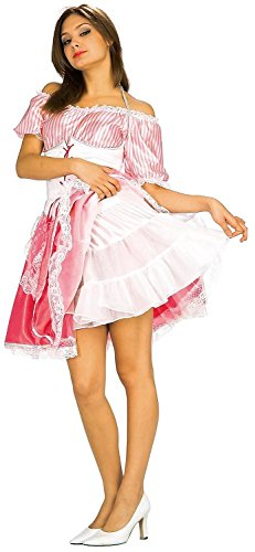 Forum Novelties Women's 16 Inch Crinoline Petticoat, White, One Size