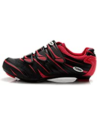 Road Cycling Shoes Lock Pedal Bike Shoes Cleated Bicycle Ciclismo Shoes