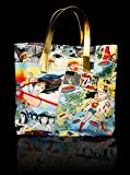 MAC Wonder Woman Bold Babe Tote Bag *Limited Edition*