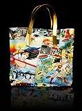 MAC Wonder Woman Bold Babe Tote Bag *Limited Edition*