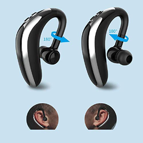 DREAMVAN Stereo Wireless Bluetooth Headset 5.0 Car Business Multi-Function Earbud Headphones