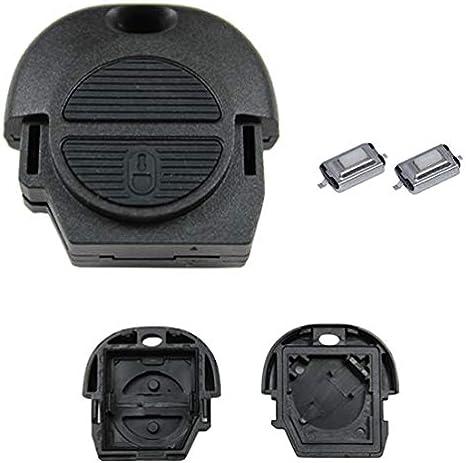 Nissan Almera Primera Micra Terrano Schlüssel Gehäuse Elektronik