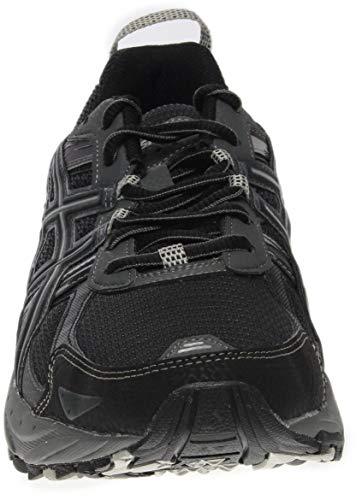 ASICS Men's Gel-Venture 5-M, Black/Onyx/Charcoal, 7 M US by ASICS (Image #4)