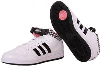 adidas décennie Mid W Chaussures Sneaker V24678 (Adi01