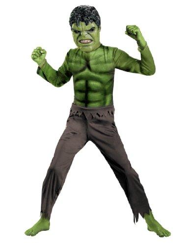 Hulk Avengers Basic Child Costume