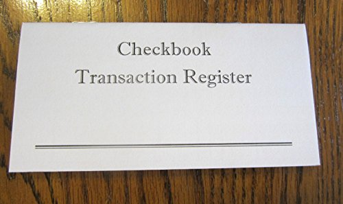 12 CHECKBOOK TRANSACTION REGISTERS CALENDAR 2018 2019 2020 by SuccessfulDealsStore by SuccessfulDealsStore (Image #2)