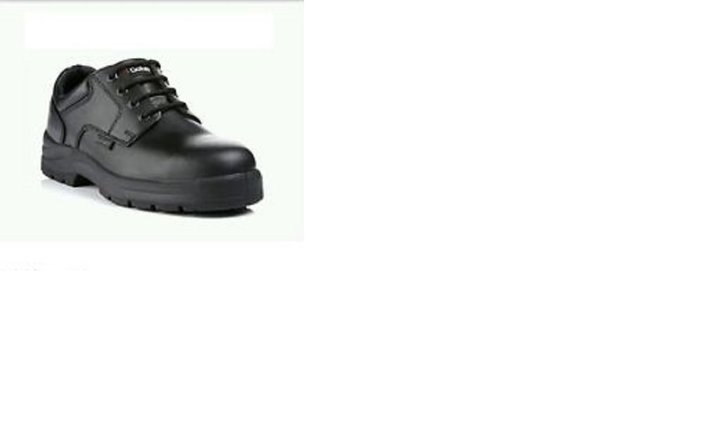 GOLIATH Zapatos de seguridad para hombre con 3 ojales y puntera de acero: Amazon.es: Industria, empresas y ciencia