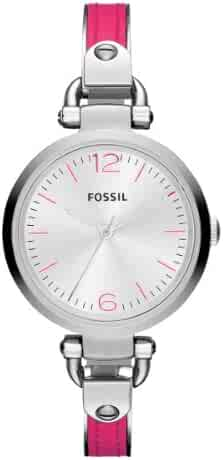 Fossil Watches ES3258 Pink Georgia