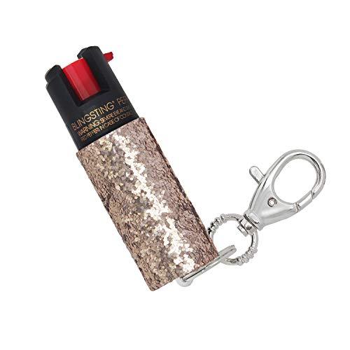super-cute pepper spray Keychain