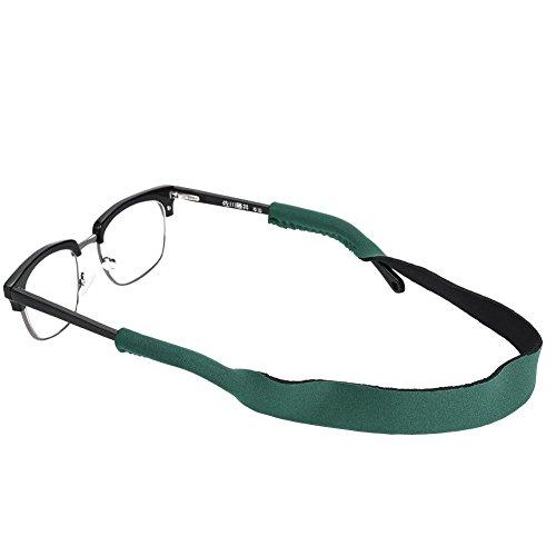 Sport Sunglass Holder Strap Retainer, 5pcs Kids Men Sports Glasses Strap...