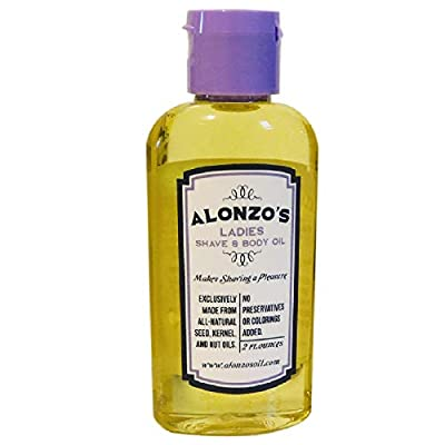 Alonzo's Sensational Natural Shaving