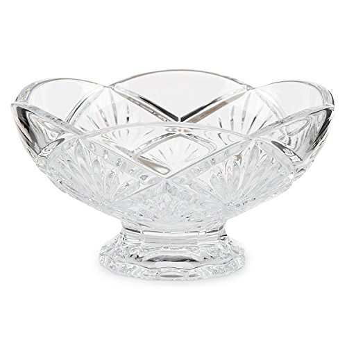 Waterford Crystal Evie Scalloped Footed Bowl, 6