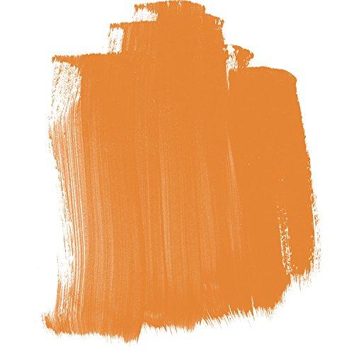 Daler-Rowney System 3 Heavy Body Acrylic 150 ml Tube - Cadmium Orange Hue -