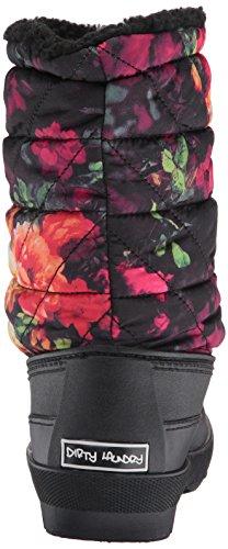 Rain Boot Laundry Zero Below Nylon Print Dirty Women's Floral XIfxwwBp
