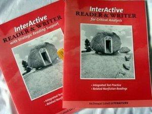 Grade 7 InterActive Reader & Writer for Critical Analysis (McDougal Littell Literature)