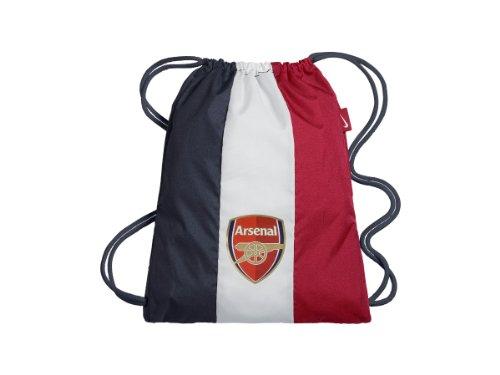 2013-14 Arsenal Nike Allegiance Gym Sack (White)