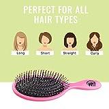 Wet Brush Original Detangler Hair Brush - Pink And