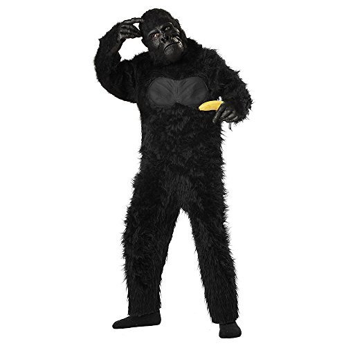 California Costumes Gorilla Child Costume, (Gorilla Costumes Child)