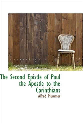 Exceptionnel The Second Epistle Of Paul The Apostle To The Corinthians