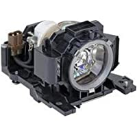 Hitachi DT01581 Projector Lamp with Genuine Original Osram P-VIP bulb