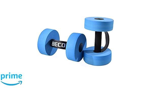 BECO Aqua - Mancuernas para uso acuático (2 unidades, tamaño mediano): Amazon.es: Zapatos y complementos
