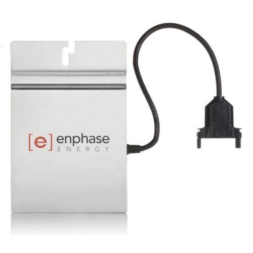 Enphase Energy M215 M215-60-2LL-S22 60 Cell 215W 240&208 VAC MC4 Micro Inverter