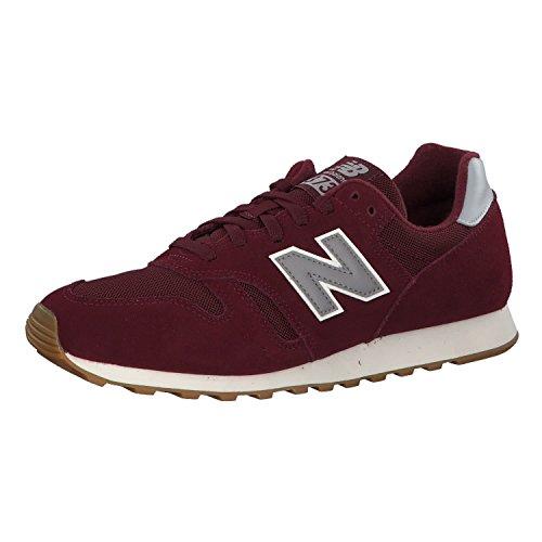 New Uomo Vinaccia Balance Sneaker 373 Rosso rqPwYqFO
