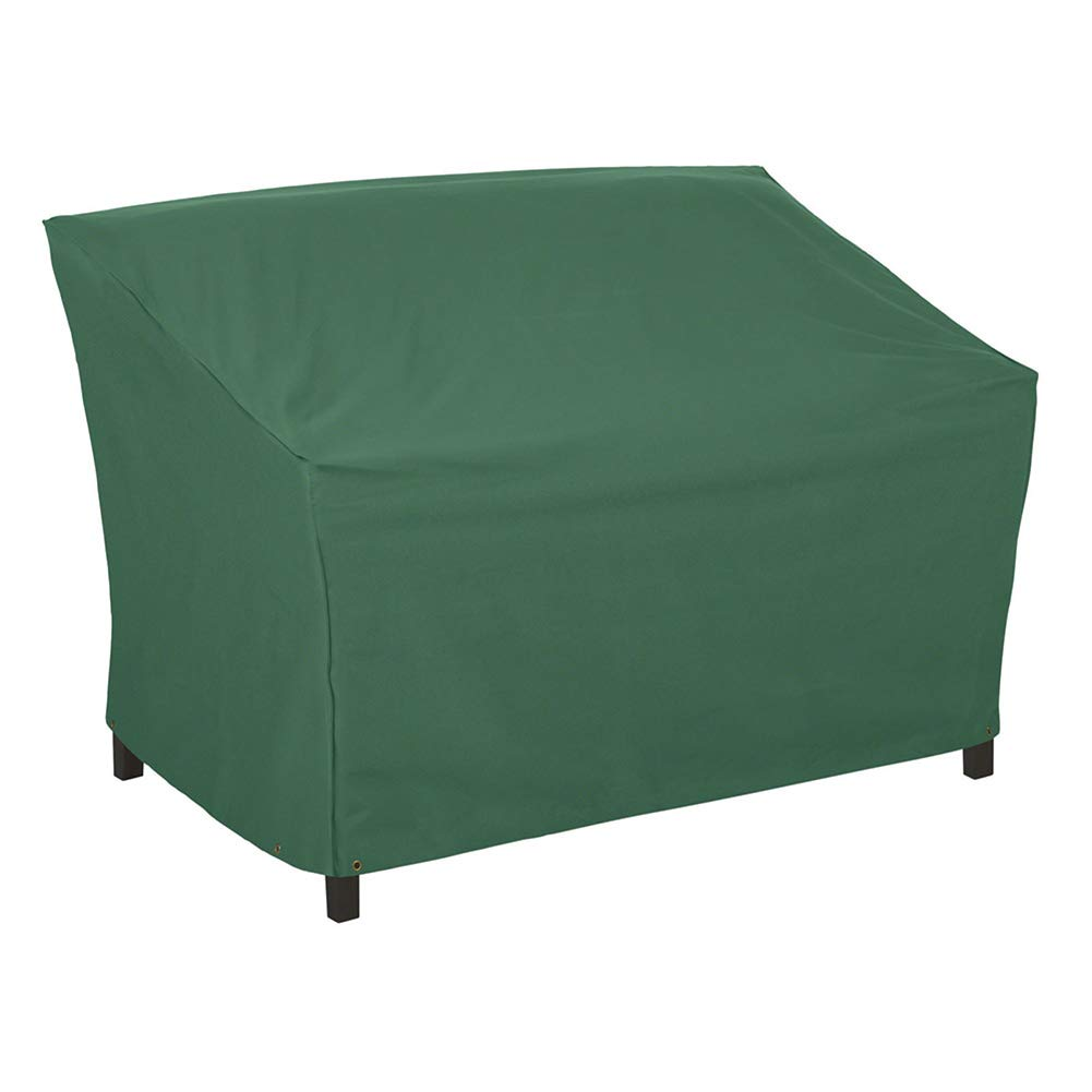 JS-YHLUSI Lounge Chair Dust Guard (Green), Oxford Cloth Waterproof Rainproof Anti-UV Protective Cover, Applicable Outdoor Garden Patio, 35 * 38 * 31In [Energy Class A]