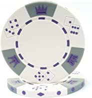Trademark 10-5500 Poker Professional Acrylic Dealer Button, 2 X 1/4-Inch