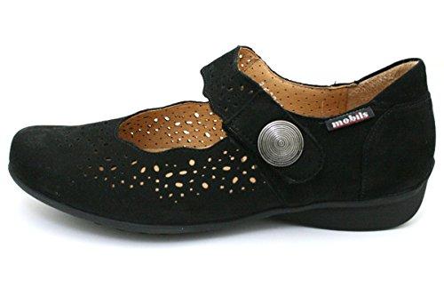 Mephisto Women's Loafer Flats Black