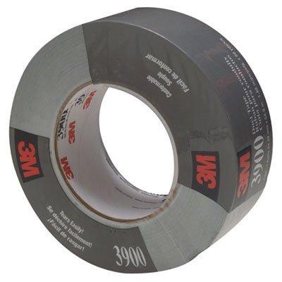 3M 405-051131-06976 3900ダクトテープ、シルバー、48ミリメートルのX 54.8メートル、7.7mil B00B9H9M02