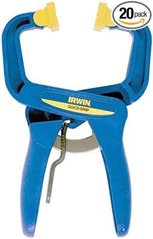 Irwin Quick Grip 59400CD 4 Quick-Grip Handi-Clamp