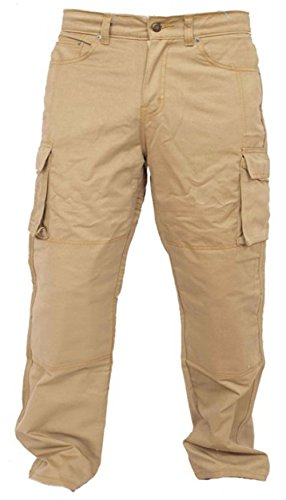 High Road Pant - Newfacelook New Motorcycle Working Cargo Trousers Jeans Pants with Aramid Protective Lining