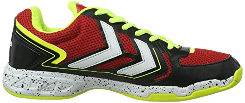 Hummel CELESTIAL COURT X5 60-057-5997 Trainers Multi-coloured - Mehrfarbig (Flame Scarlet 3015) xAY82