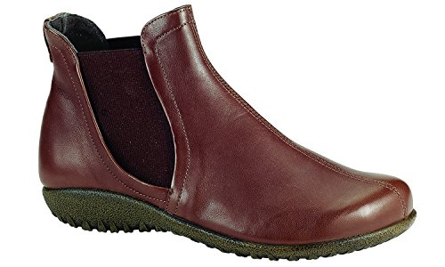 Brown Women's Leather NAOT Toffee Remana Boot fwPgS