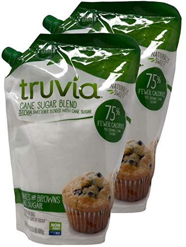 (Truvia Sweetener Baking Blend, Now Called