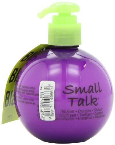 how to open tigi small talk