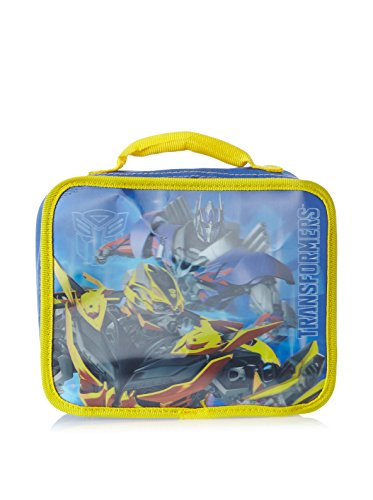 Transformers 4 Bumblebee Insulated Lunchbox Lunch Bag (Bumblebee Transformer 4)