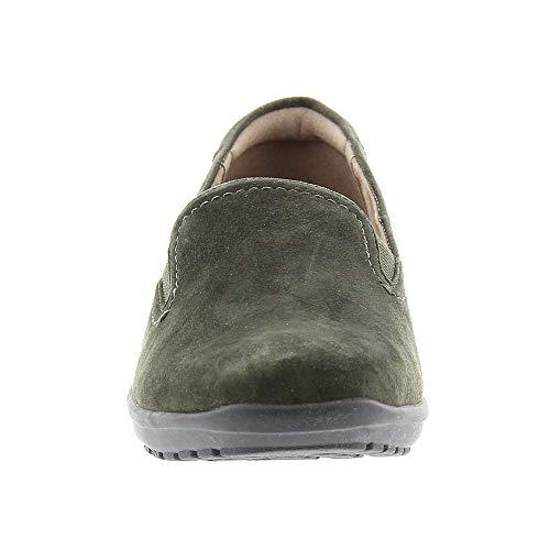 Spirit Green On Slip Santara Women's Loafer Easy Cxq1ROzwR